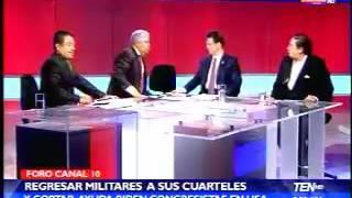 "Excandidato liberal Nelson Ávila: ""Marvin Ponce dijo que me iba matar"""