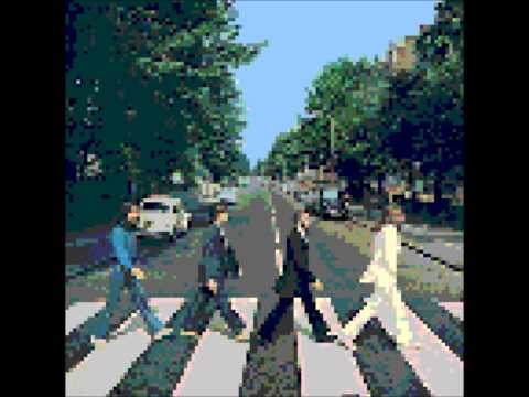 The 8-Bit Beatles - Abbey Road
