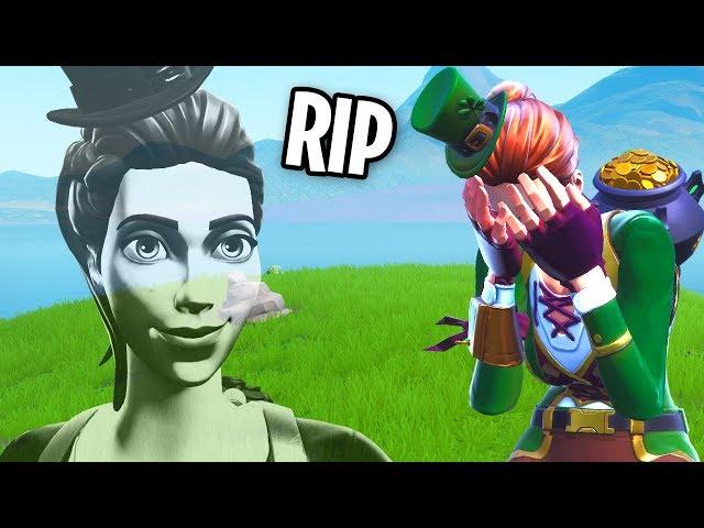 RIP MY LAST RARE SKIN EVER... (im so sad)