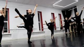Открытый урок современный танец дети 3 класс преподаватель Ирина Плотникова
