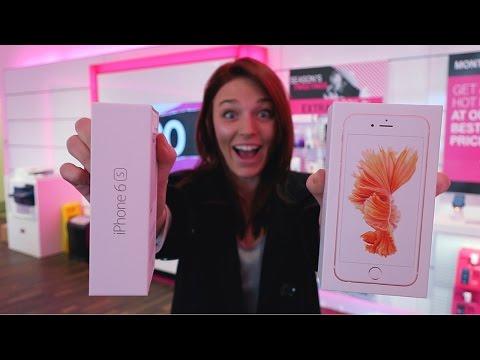 We Got Free iPhones!