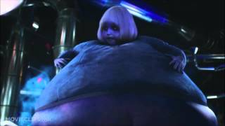 Violet Beauregarde 2005 (Inflation Only Scenes) HD