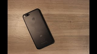 Xiaomi Mi A1. Опыт использования