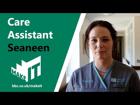 Health And Social Care Job Profile: Care Assistant