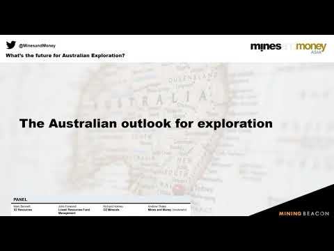 What's The Future For Australian Mining Exploration?