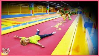 키즈카페 혼자 갇히다?! 보물 찾고 방탈출 트레져X 장난감 놀이 점핑고 키즈카페 Indoor playground pretend play for kids | MariAndKids