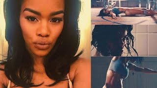7 Things To Know About Teyana Taylor, the Star of Kanye West's Hot 'Fade' Video