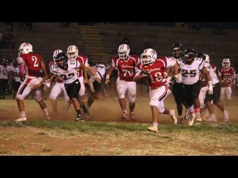 Kalani Varsity Football Slideshow 2016