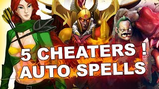 FULL TEAM of CHEATERS - WTF with Valve Anti-Cheat?