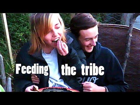 Feeding the tribe
