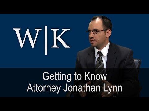 Getting to Know Attorney Jonathan Lynn