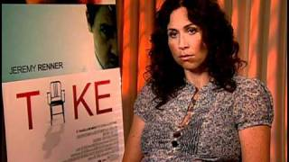 Take - Exclusive: Minnie Driver Interview