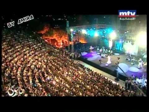 Najwa Karam Special Episode 06/11/2011 : Medley From Zahle Concert