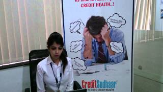 Credit Sudhaar Answers : What is a good CIBIL score ?