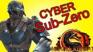 Mortal Kombat 9 - Modo historia (Capitulo 14 // Cyber Sub-Zero)