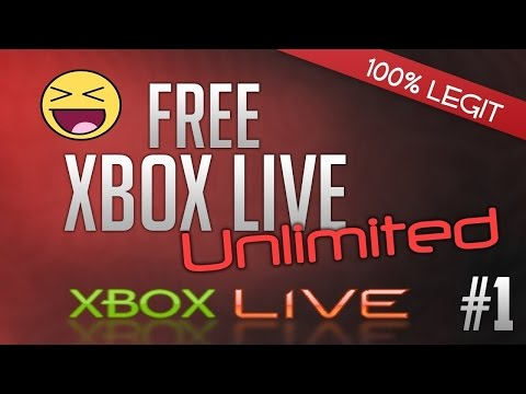 How To Get FREE 48 Hour Xbox Live Gold! (September 2014)