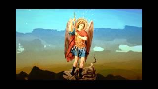 ☦Защитная молитва от врагов Архангелу Михаилу ☦(Читающий эту молитву избавлен будет в этот день от злого человека, от диавола, от всякого соблазна. Если..., 2014-06-23T19:37:54.000Z)