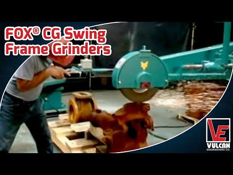 Fox® CG Swing Frame Grinders