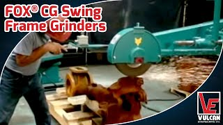 Fox® Cg Swing Frame Grinders