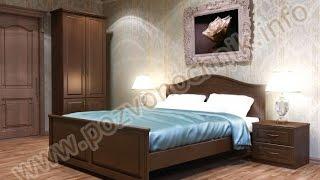 Видео обзор кровати ДримЛайн (DreamLine) Эдем