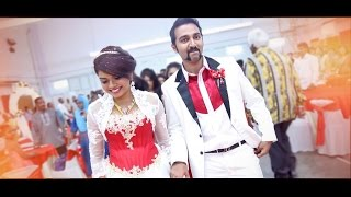 Beautiful Malaysia Indian Wedding Reception | Patma & Yamuna by Jobest Cinematography