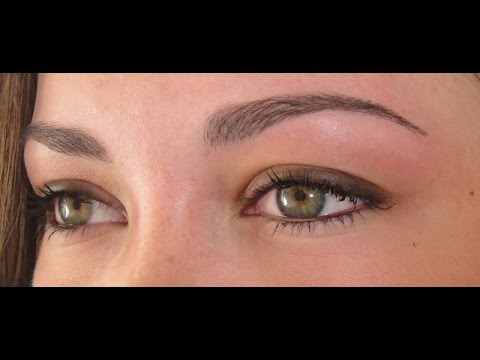 1390dh deal fete 2014 tatouage maquillage permanent sourcil levre yeux yeux casablanca rabat - Maquillage permanent sourcil poil poil ...