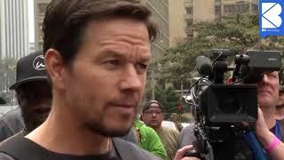 """Colombia es maravillosa"" Mark Wahlberg"