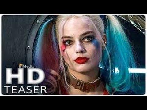 BIRDS OF PREY   Teaser Trailer (2020) Harley Quinn Movie