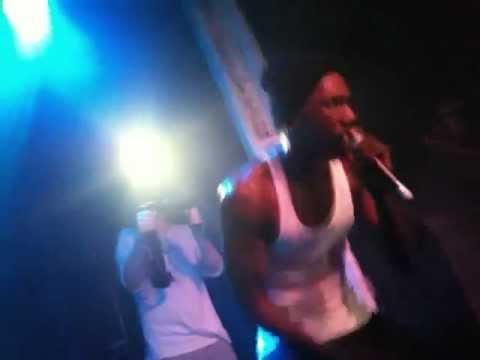 Hopsin - Pots And Pans Live @ XOYO London 08/11/2012