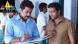 Singam (Yamudu 2) Telugu Movie Part 2/14 | Suriya, Hansika, Anushka | Sri Balaji Video