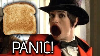 I Write Sins Not Tragedies but Brendon LOVES toast   Panic! at the Disco
