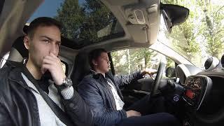 ProAuto каршеринг Youdrive + тест драйв Smart Fortwo второго поколения