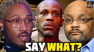 Dr Boyce Watkins Reveals The Shocking Connection Between Future's Drug Promotion & DMX's Death!