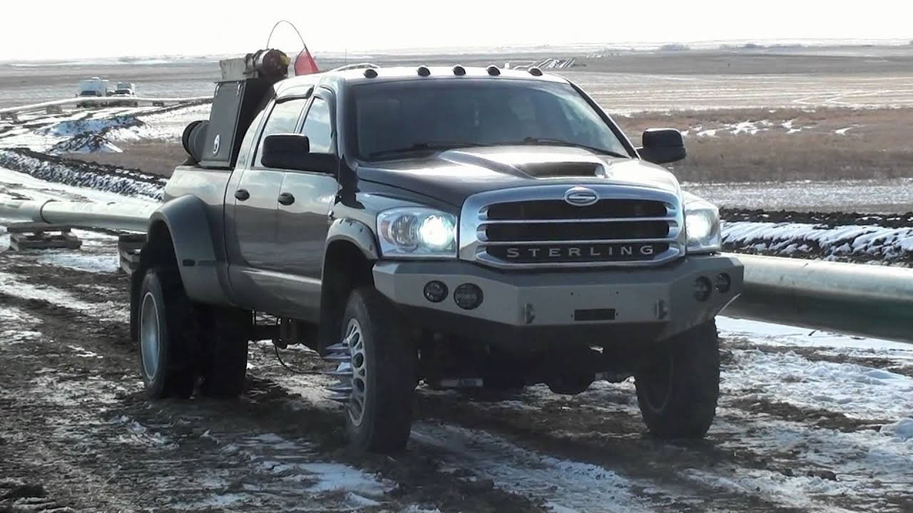 """Ford Truck Beds For Sale """"Road Warrior"""" Welding Truck - Another Look - YouTube"""