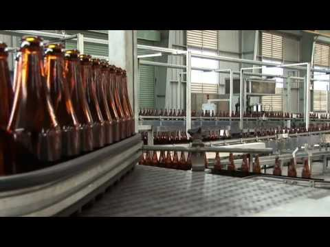 Production of Glass Bottles - How it's made - Film / Video Production Vietnam
