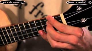 Видео урок: как играть песню All My Loving - The Beatles на укулеле (гавайская гитара)