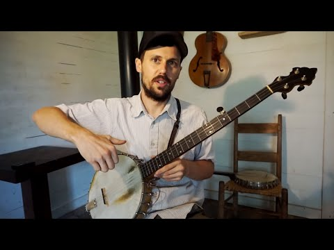 basic-overhand-(clawhammer)-banjo