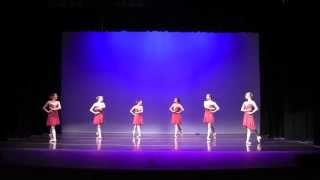 Slavin Nadal School of Ballet:  Austin, TX, Int II / Advanced Recital 2013, Suite de Danzas