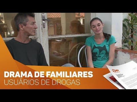 Famílias de usuários que lutam contra as drogas - TV SOROCABA/SBT