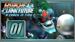 Ratchet And Clank Atrapados En El Tiempo | Capítulo 1 | En Español