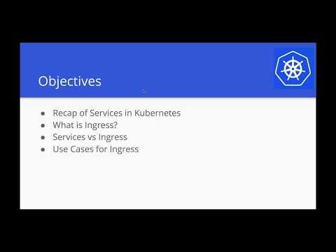 Kubernetes Webinar Series - Everything About Ingress