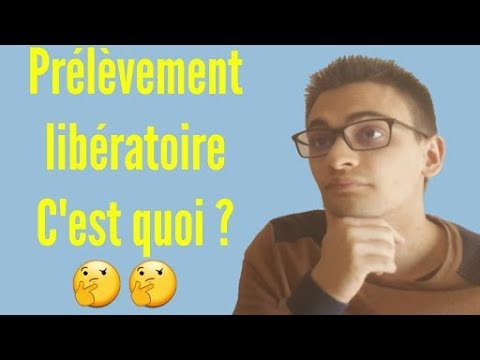 Autoentrepreneur Prelevement Liberatoire Impot C Est Quoi Youtube