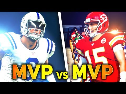 PLAYING PATRICK MAHOMES! WHOSE THE NUMBER 1 RANKED QUARTERBACK!? Madden 20 Face Of The Franchise