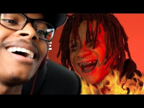 HOLY!!! | Trippie Redd - Dark Knight Dummo ft. Travis Scott | Reaction