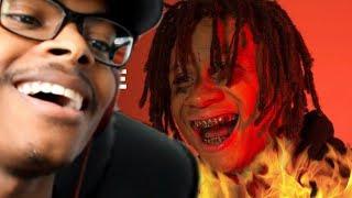 HOLY!!! | Trippie Redd - Dark Knight Dummo ft. Travis Scott | Reaction