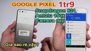 Mở hộp Google Pixel giá 1tr9 đặt trên LAZADA, SHOPEE. Máy ngon sao rẻ vậy? | MUA HÀNG ONLINE