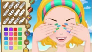 Бесплатные игры онлайн  Nails Makeover Games  Макияж, салон красоты игра(, 2014-09-01T10:08:31.000Z)