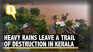 Kerala Floods: Rains Claim 22 Lives, Idukki Dam Opened After 26 Years | The Quint