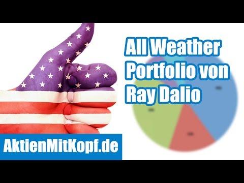 Das All Weather Investment Portfolio von Ray Dalio & Tony Robbins - Finanzielle Freiheit Teil 5/7