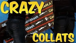 CRAZY TRIPLE COLLATERALS! CSGO Montage #14